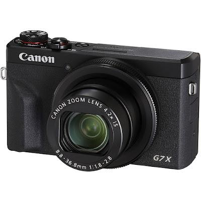 CanonデジタルカメラPowerShot G7 X Mark IIファームウェアのダウンロード