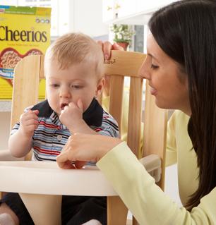 Διατροφή για μικρά παιδιά