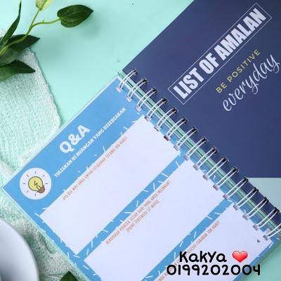 Buku checklist amalan by Puan Saira, Puan Saira, Pn   Saira, Tips rezeki buku cheklist amalan, Buku checklist amalan 100 hari, Amalan challenge, Istiqomah dalam beramal, www.akifimtiyaz.com