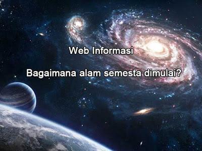 Awal alam semesta