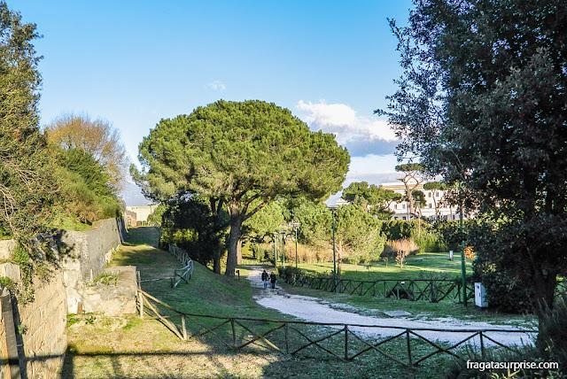 Sítio Arqueológico de Pompeia, Itália