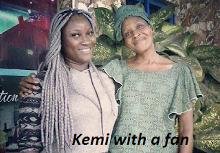 Image result for Kemi Olunloyo Released