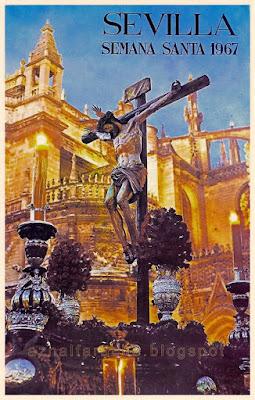 Sevilla - Semana Santa de 1967 - Luis Arenas