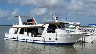 Embarcação com cinco pessoas naufraga nos Lençóis Maranhenses