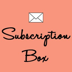 Subscription Box for Blogger