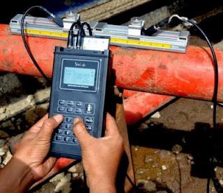 Sitelab SL1168P portable flow meter