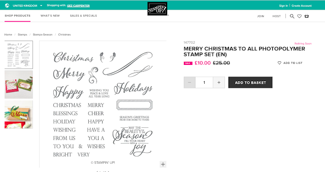 Nigezza Creates with Stampin' Up! My Top Picks From The Retiring List: Get Them Before They Are Gone