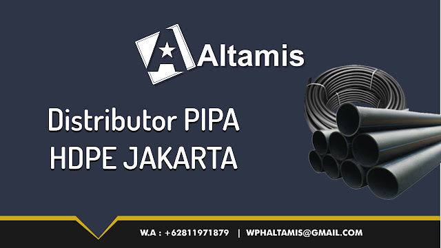 Distributor Pipa HDPE Jakarta