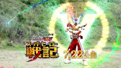 New Superhero Senki Promo Video Featuring Kamen Rider Saber Superhero Senki Form