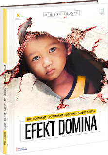 """""""Efekt domina"""" Dominika Kulczyk  - recenzja"""
