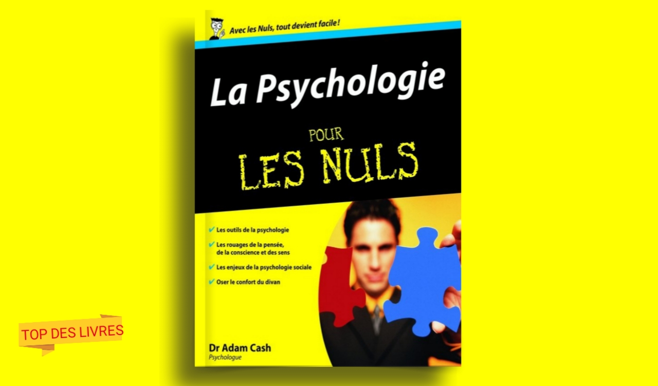 Télécharger : La psychologie pour les nuls en pdf