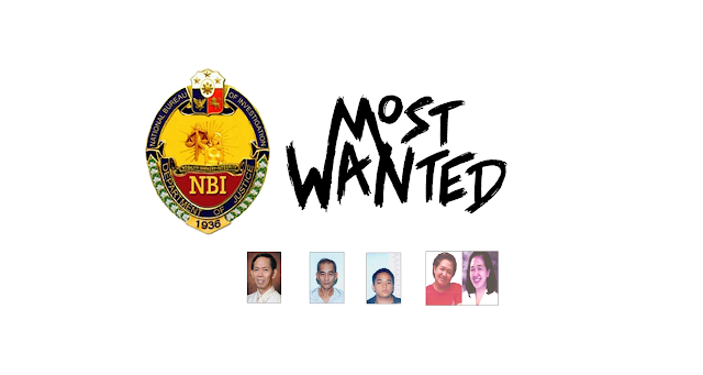 List of NBI's Most Wanted Person
