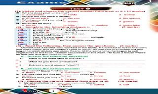 5 امتحانات لغة انجليزية للصف الاول الاعدادى الترم الاول المنهج الجديد مطابقة للمواصفات هدية من كتاب العمالقة giants موقع درس انجليزي 5 امتحانات انجليزي اولى اعدادى ترم اول مطابقة لاخر المواصفات 2020