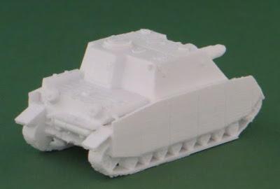 Brummbar (Sturmpanzer 43) picture 3