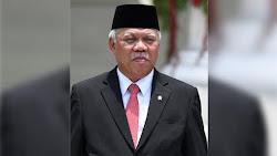 Jadi Pembantu Jokowi, Basuki Hadimuljono Klaim Tak Pernah Libur