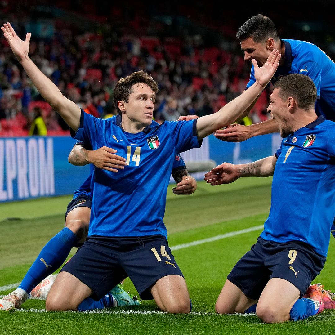 Euro '21: Italia vola ai quarti di finale