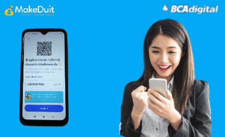 Cara Dapat Uang dari Aplikasi Blu Hingga 250.000