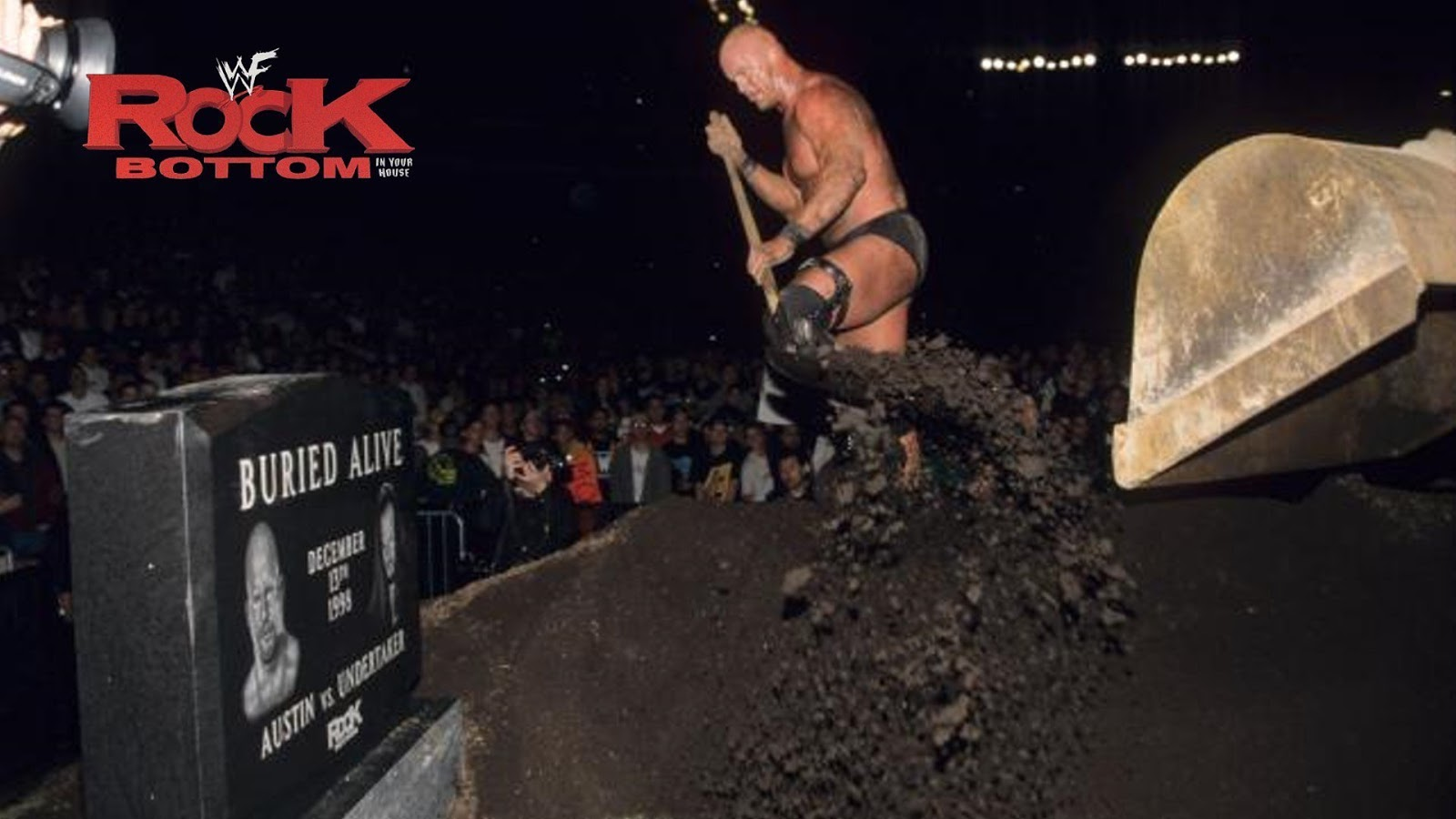 EOTR Match Of The Week: Stone Cold Steve Austin vs The ... Wwe Undertaker Vs Kane Buried Alive Match