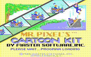 Mr Pixel´s Cartoon Kit