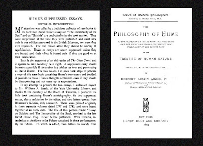 a comparison of descartes hobbes and hume in modern philosophy Find helpful customer reviews and review ratings for the rise of modern philosophy: a new history of western philosophy,  but also descartes, hume, hobbes.
