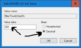 Cara Mengubah Ukuran Thumbnail Taskbar Windows 10-4