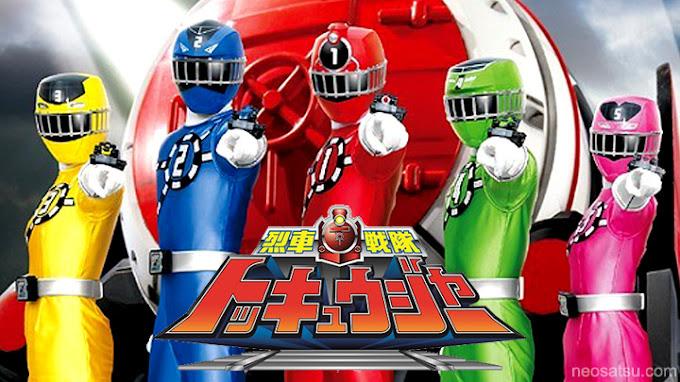 Ressha Sentai ToQger Batch Subtitle Indonesia