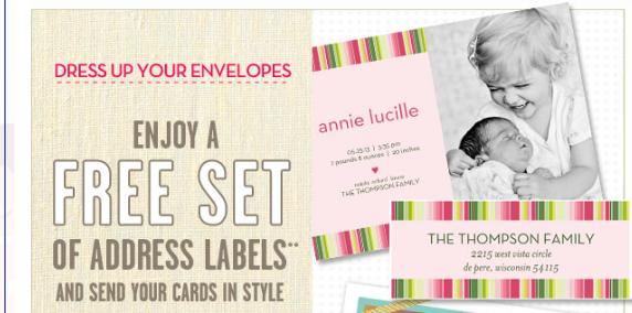 coupon codes for address labels birthday deals twin cities mn