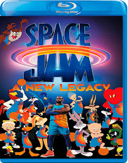Space Jam: A New Legacy [2021] [BD25] [Latino]