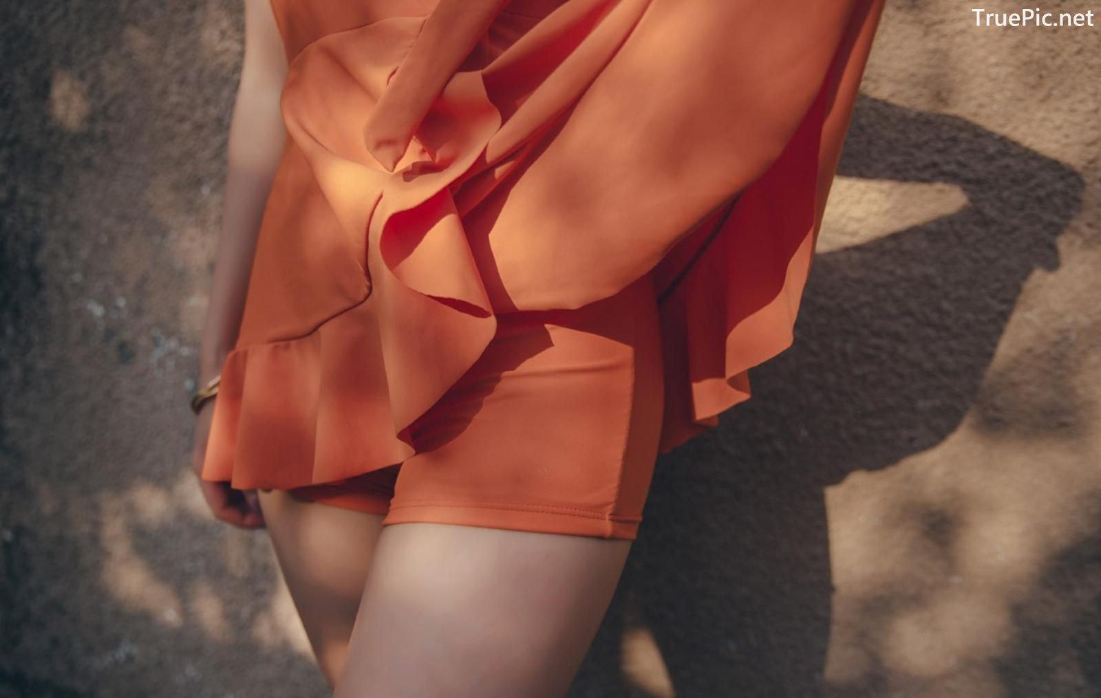 Image Korean Fashion Model - Lee Chae Eun - Sienna One Piece Swimsuit - TruePic.net - Picture-22