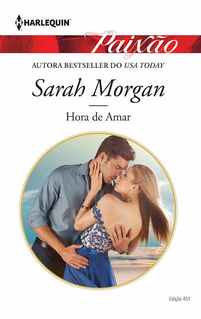 Hora de Amar - Sarah Morgan