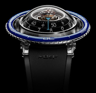 Montre MB&F Horological Machine N°7 Aquapod