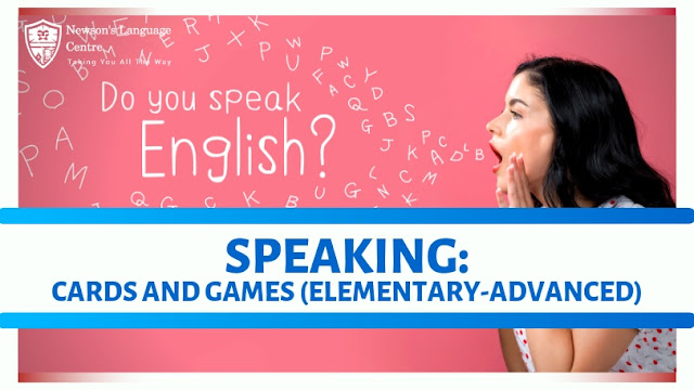 🇬🇧 SPEAKING CARDS and GAMES (elementary-advanced) 🇬🇧