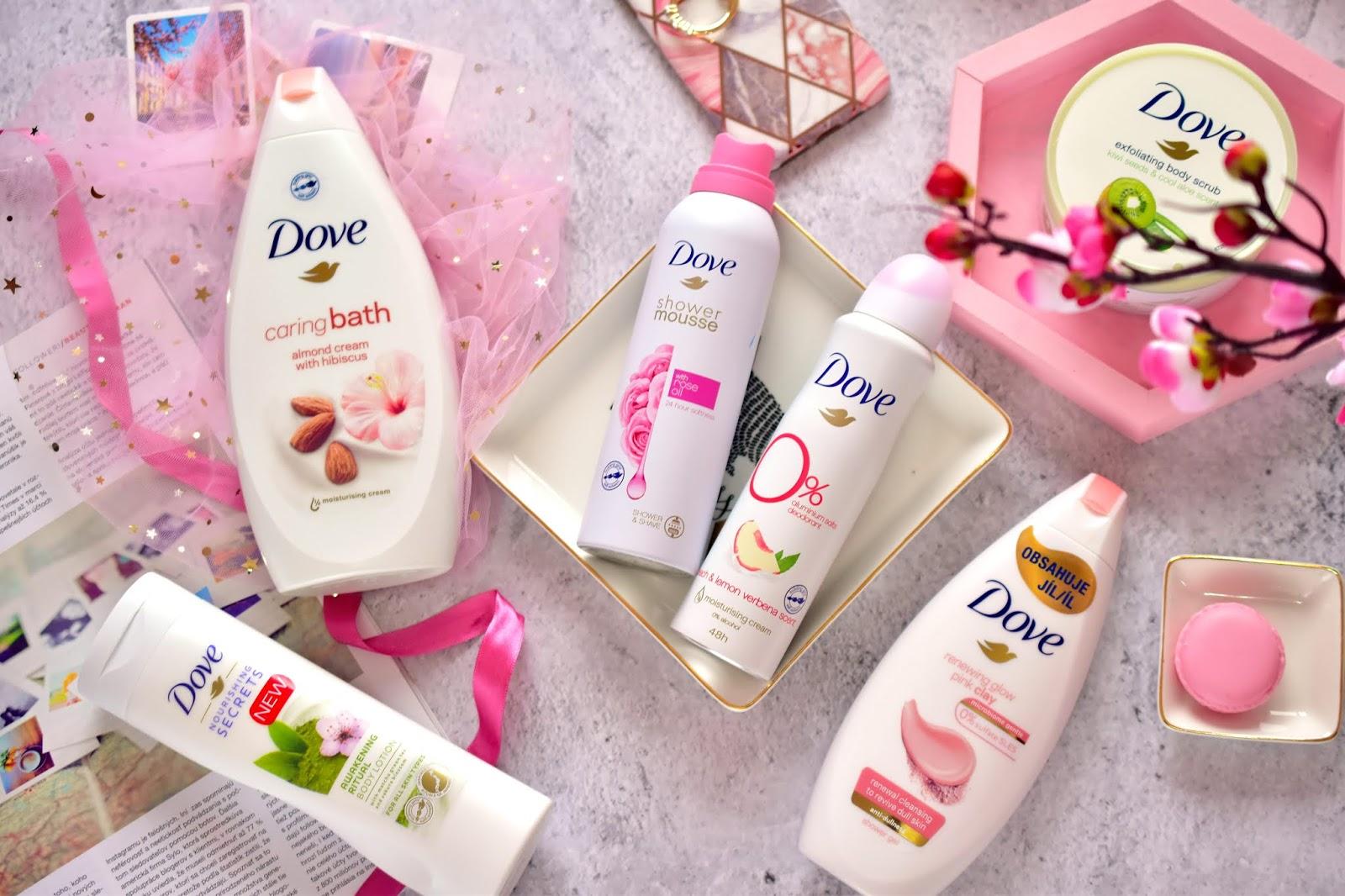 kozmetika Dove