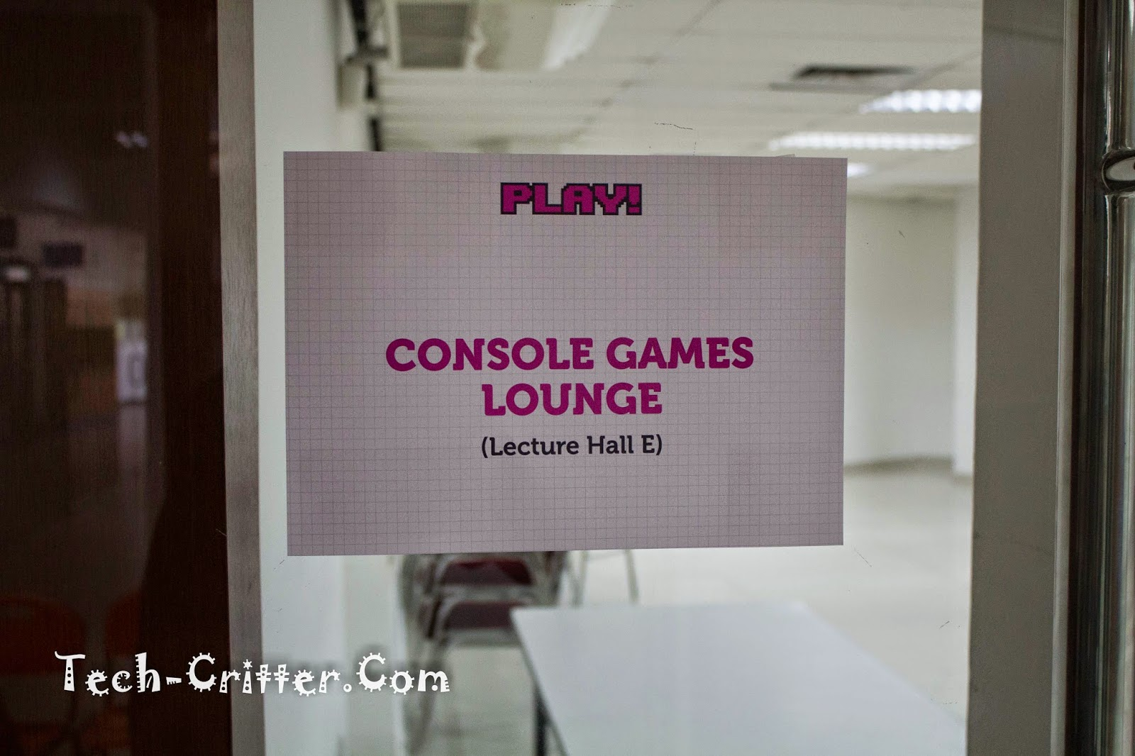 Coverage of PLAY! Convention @ KDU College 210