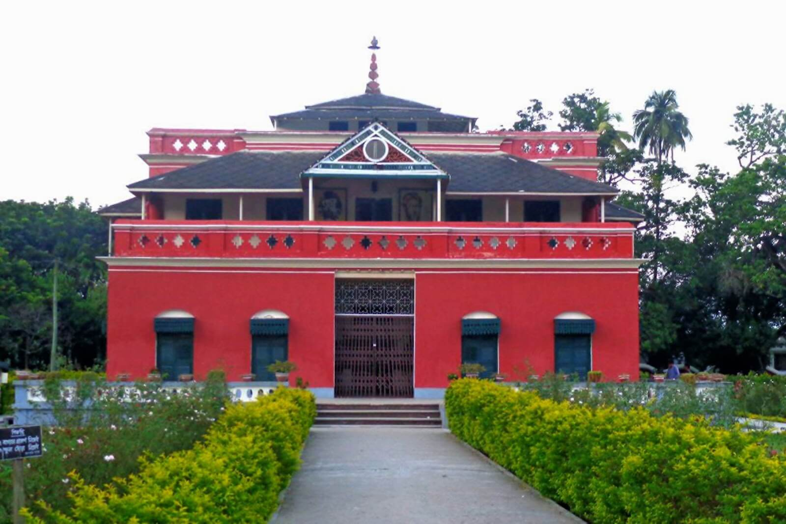 rabindranath tagore's shilaidaha kuthibari