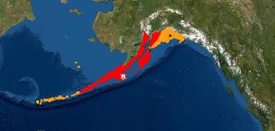 ALERTA DE TSUNAMI TRAS TERREMOTO DE 7,8 GRADOS EN PENINSULA DE ALASKA