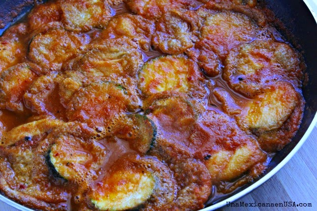 Tortitas de calabacita con el sabor de mamá by www.unamexicanaenusa.com