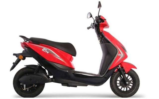 Ampere reo elite electric scooter unrevil in indao