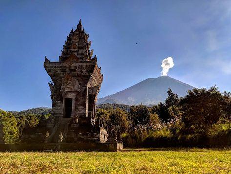 Candi Jawar Gunung Semeru