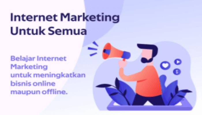 Ecourse Internet Marketing untuk Semua