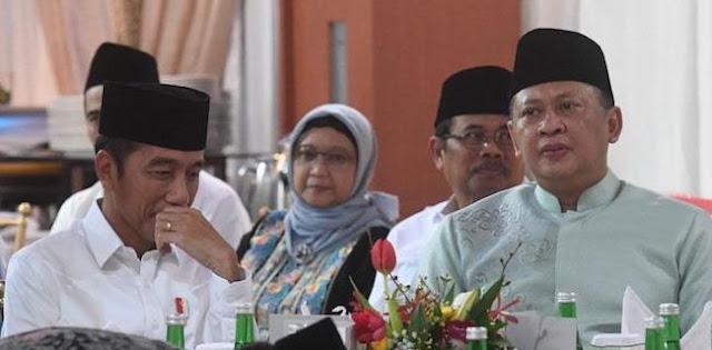 Bamsoet Lagi Caper Ke Jokowi Lewat Wacana Penambahan Masa Jabatan Presiden
