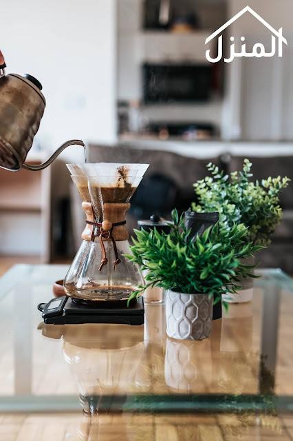 أفكار تصميم ركن قهوة بالصور