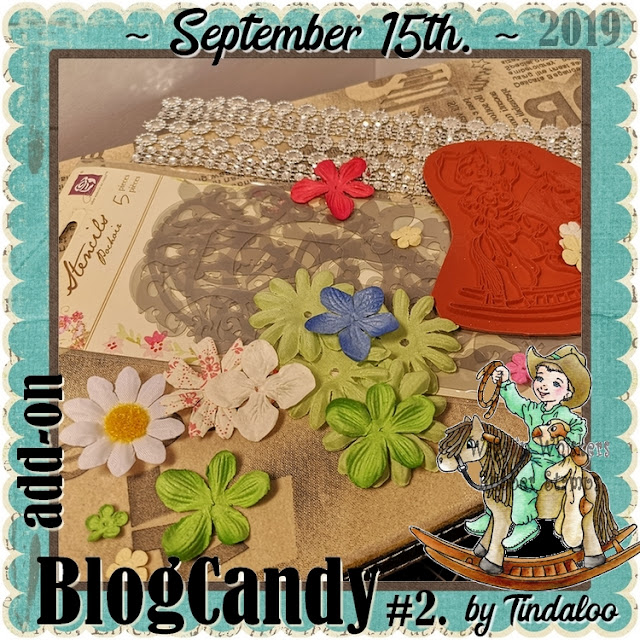 Tindaloo Add-On Blog Candy#2