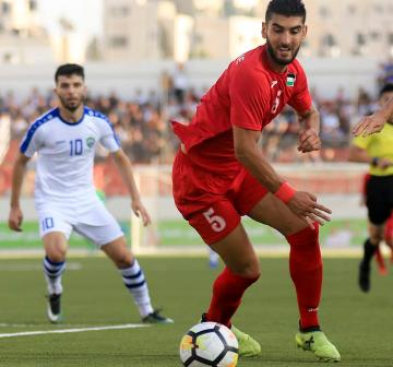 Yaser Hamed key player for Palestine aiming victory over Saudi Arabia
