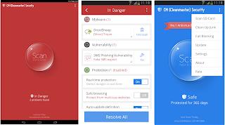 CM Security App
