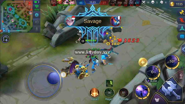 Script Easy Savage Solo Rank Mobile Legends Patch Terbaru