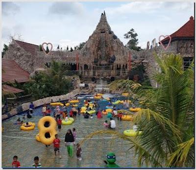 Slanik Waterpark Lampung Jalan Raya Karang Anyar Karang Anyar Kabupaten Lampung Selatan Lampung