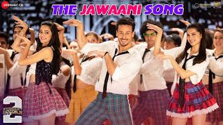 The Jawaani Lyrics - Student of the Year 2 (2019)