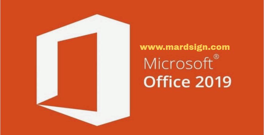 تحميل  Microsoft Office 2019 مفعل مدى الحياة.