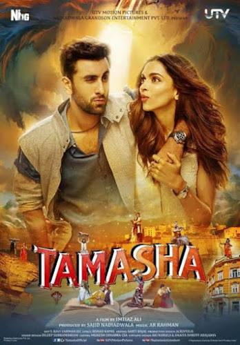 Tamasha movie poster romantic movie